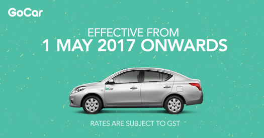 Starting from 1 May 2017 6% GST_18April2017