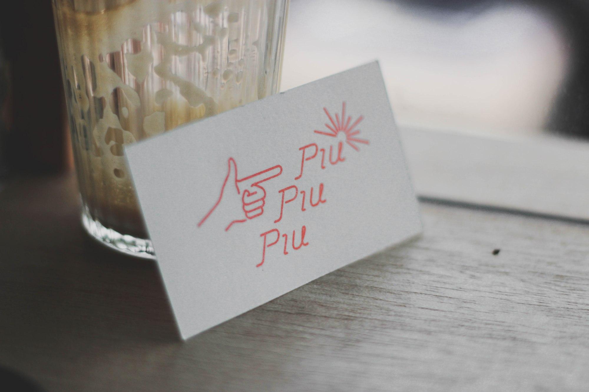 Piu Piu Piu Cafe Kuala Lumpur