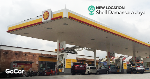 Shell Damansara Jaya GoCar