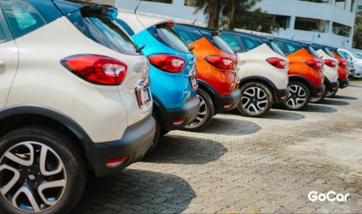 GoCar Malaysia - Renault Captur