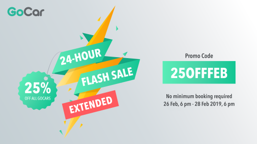 201902_GoCar 24 Hour Flash Sale Extended_Blog